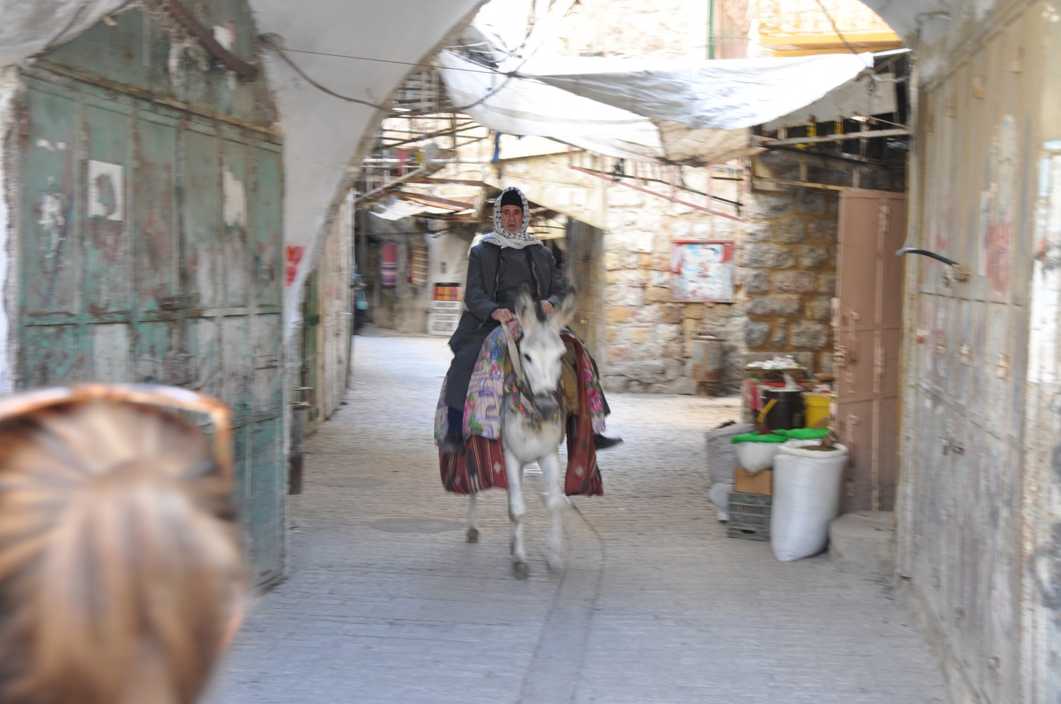 Hebron old town