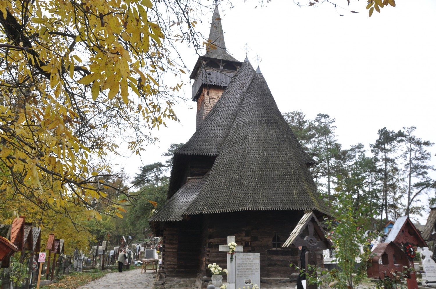 14th century wooden church