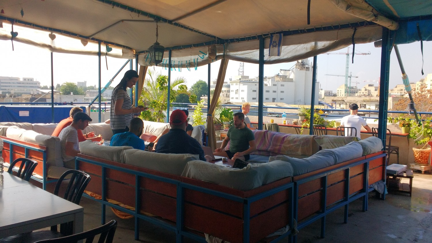 Florentine Backpackers Tel Aviv